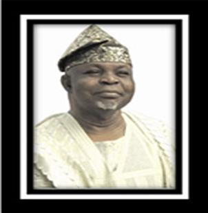 Chief Emmanuel Olatunji Adesoye (OON, CON)