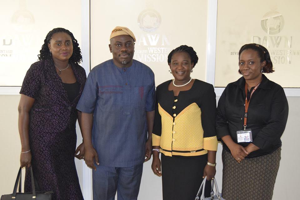 DAWN & Reps of Lagos