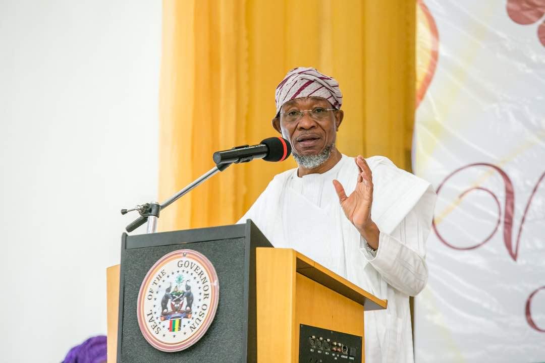 Ogbeni Rauf Aregbesola - Gov., State of Osun