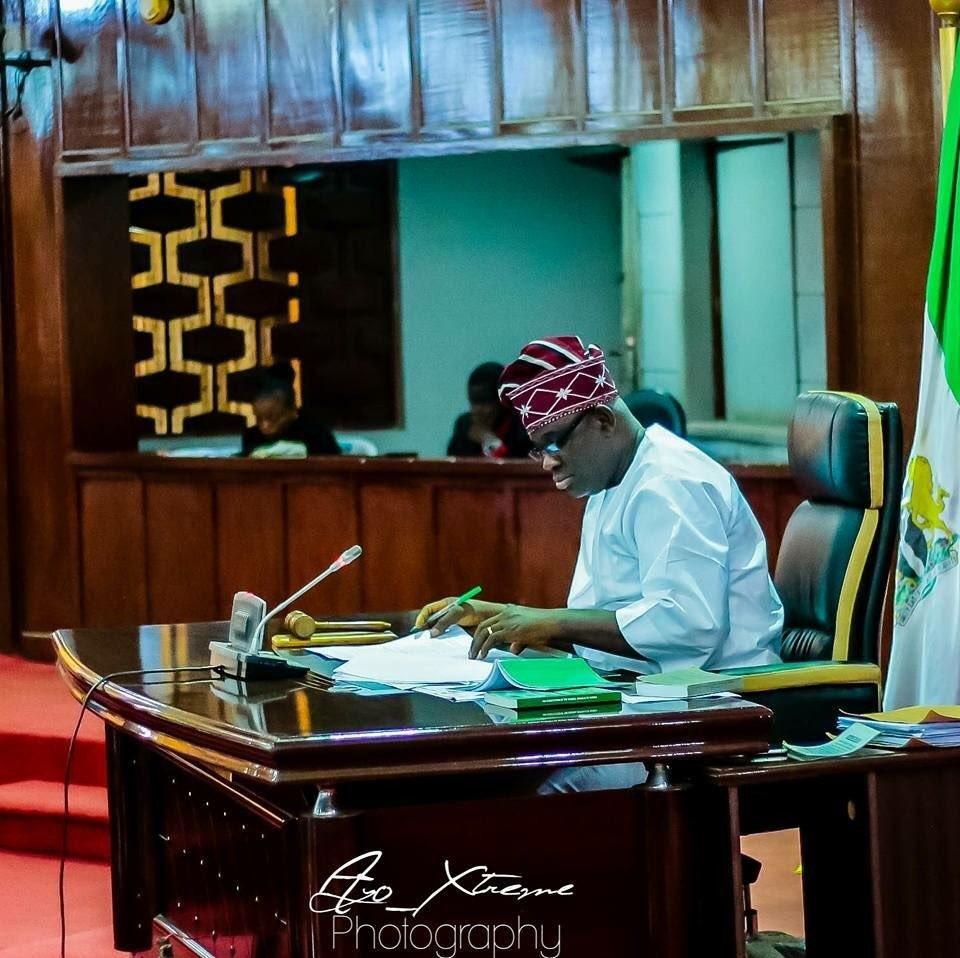 Oyo-Speaker Adeyemo