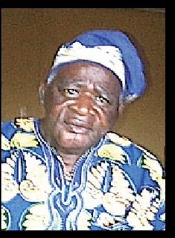 Professor (Chief) Timothy Adedeji Awoniyi J.P.