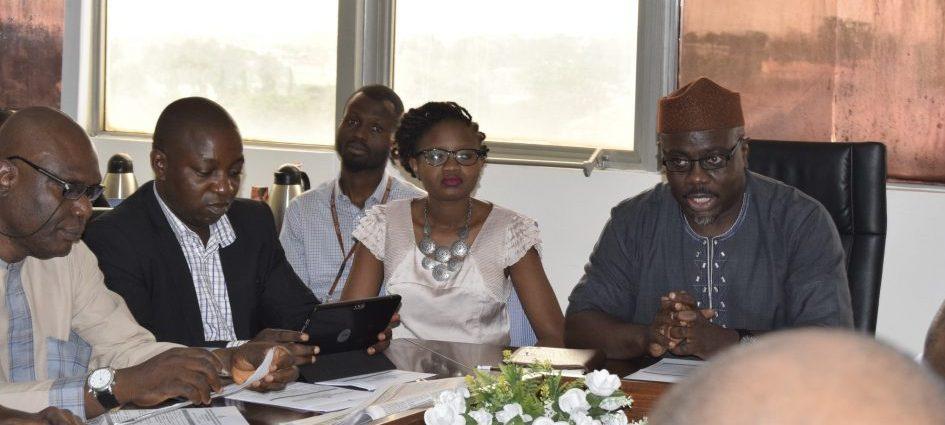 Seye Oyeleye (25 Year Development Master Plan for Western Nigeria)