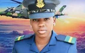 Flying Officer Tolulope Arotile 1