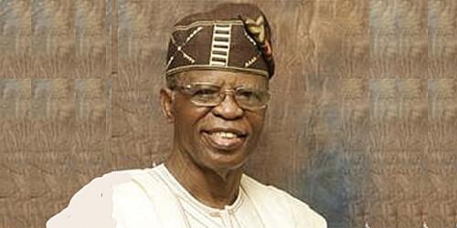 Chief Joseph Oladele SANUSI, CON 4