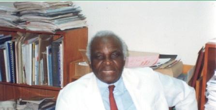 Professor Adelola Adeloye