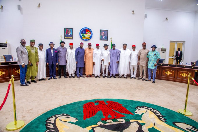 Governors of the Southern States of Nigeria