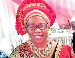 Prof. Kofoworola Olasubomi Ogedengbe (AKINKANJU) 1